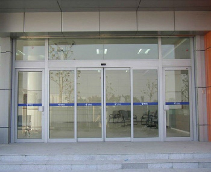 automatic glass door systems
